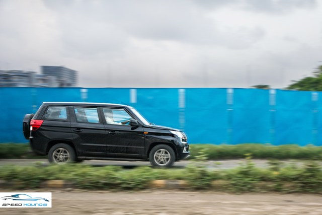 Mahindra TUV300 Plus Review Ride and Handling