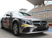 JK Tyre powered Mercedes 24 hour Performance Drive