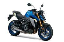 2021 Suzuki GSX-S1000