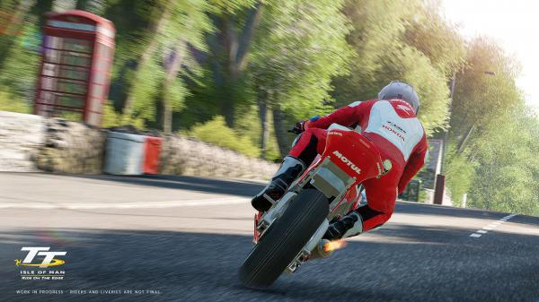 TT Isle of Man: Videospiel zum gefährlichsten Motorradrennen auf 2018 verlegt