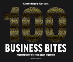 100 Business Bites. Machiel Emmering