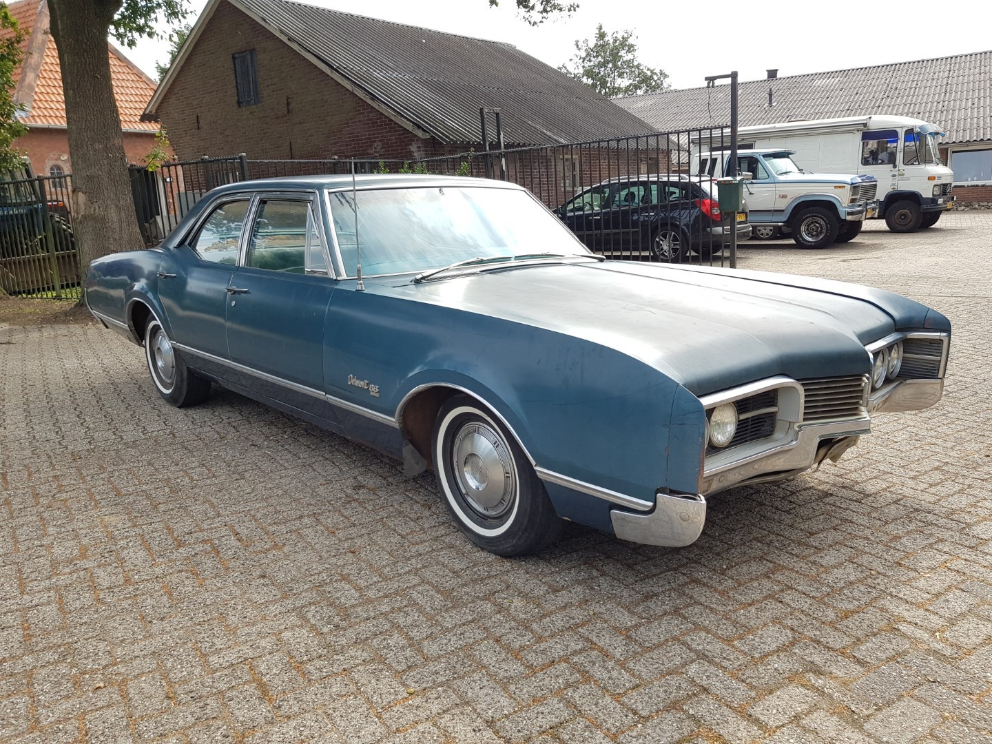 1967 Oldsmobile Super 88