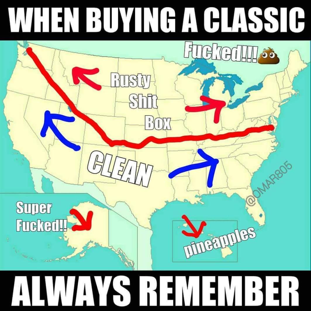 US Classic Car Import