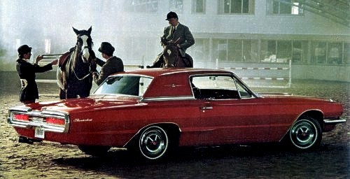 Ford Thunderbird TOWN HARDTOP