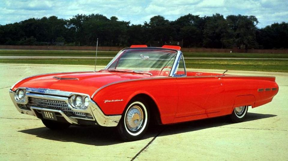 Ford Thunderbird Bullit Bird