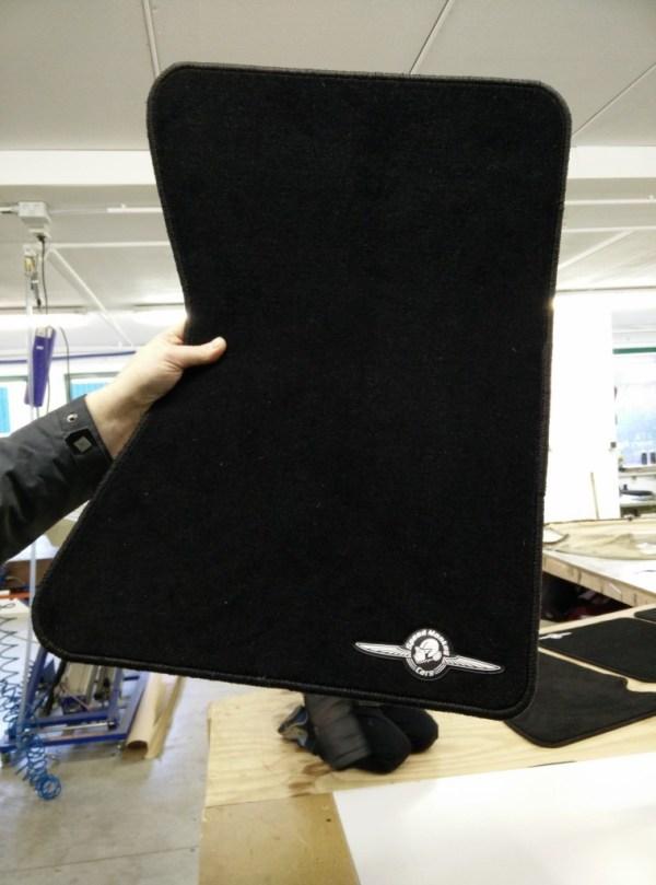 Ford Thunderbird floor mats