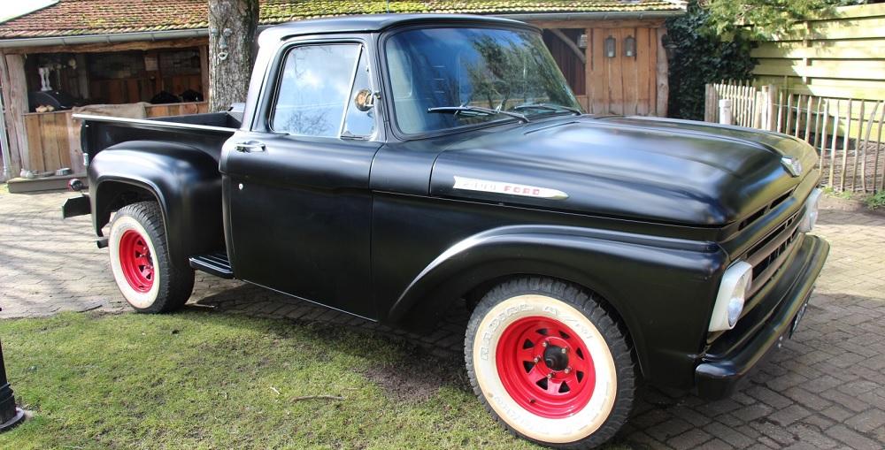 1961 Ford F100 pickup 460ci