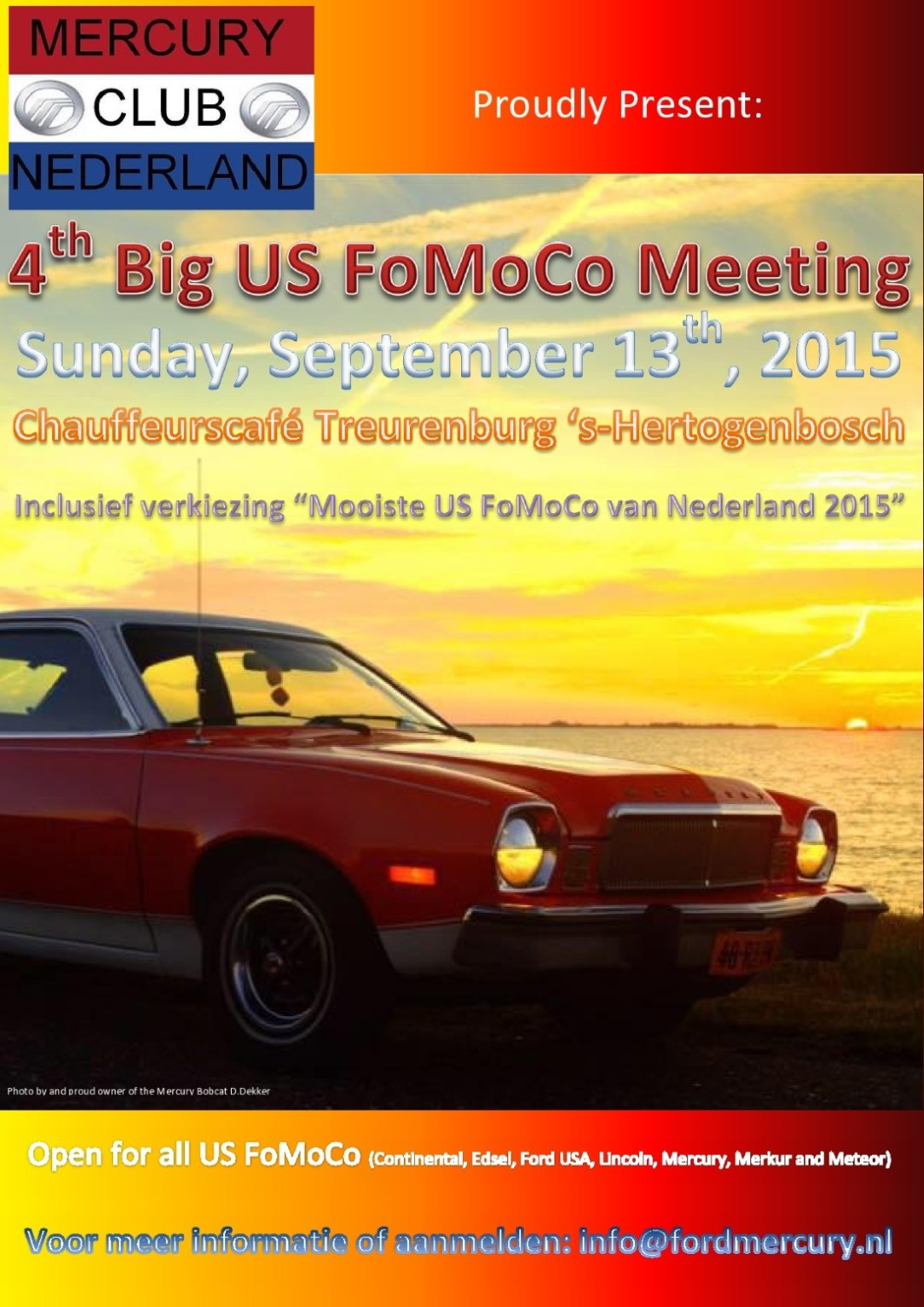 Big US FoMoCo meeting