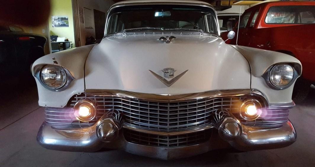 1954 Cadillac Sedan Deville