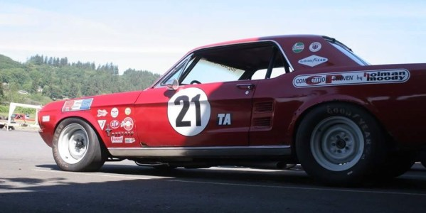 1967 Ford Mustang Trans Am