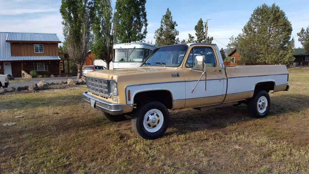 Chevrolet K20 Pickup