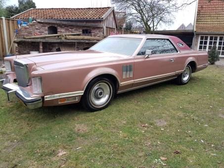 1978 Lincoln Continental Mark V 460ci