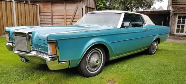 1971 Lincoln Mark III - 460ci