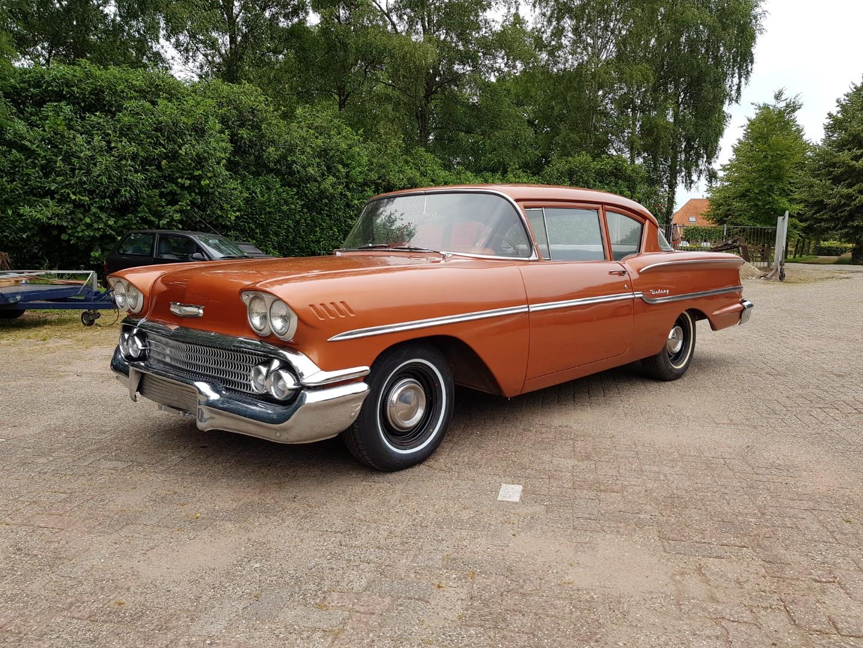 1958 Chevrolet Delray 327ci