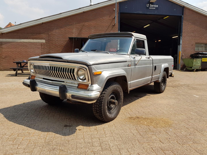 1978 Jeep J10 pickup 258ci