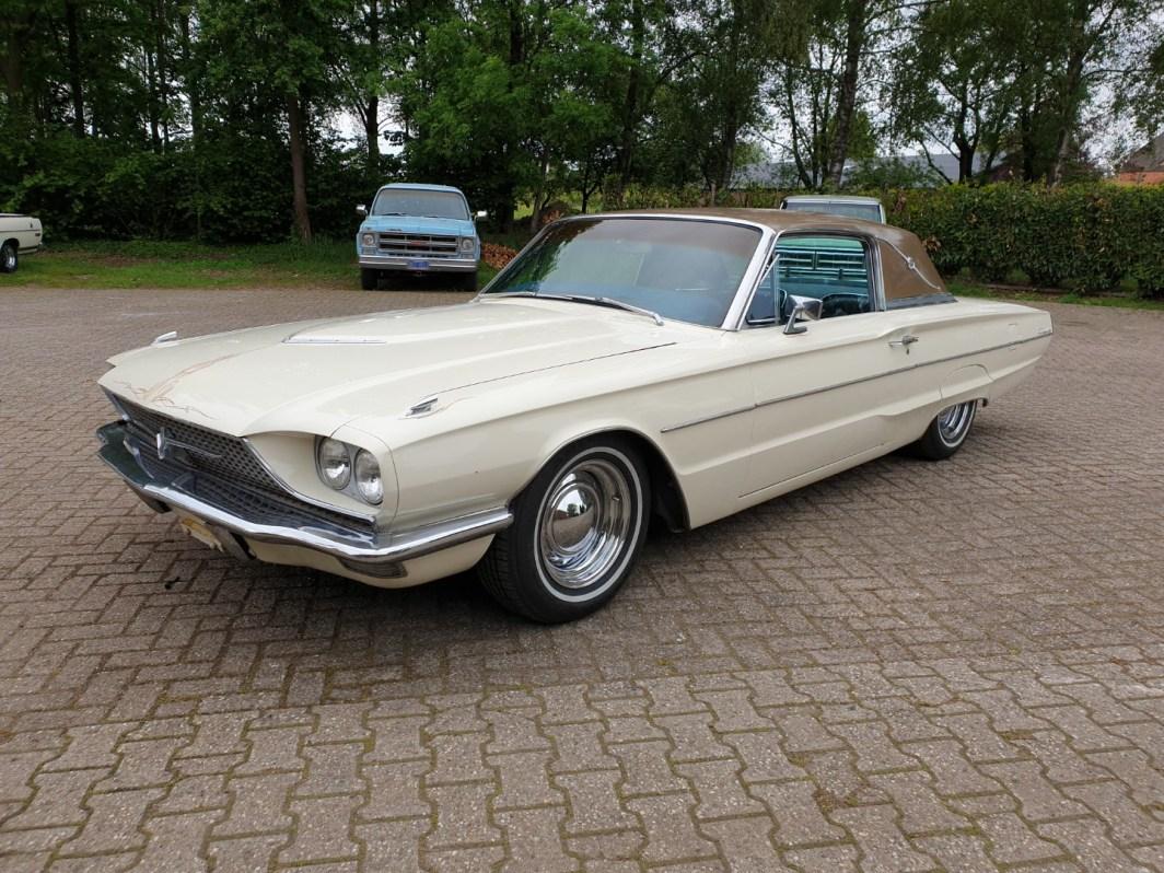 1966 Ford Thunderbird Landau 428ci Q code (1)