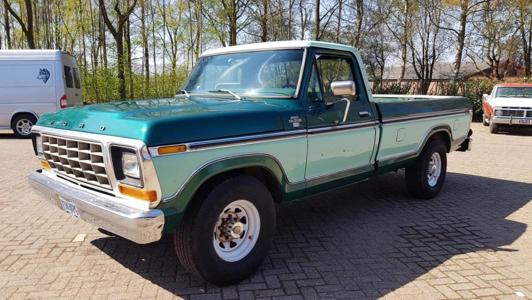 1979 Ford F250 XLT Ranger 460ci V8