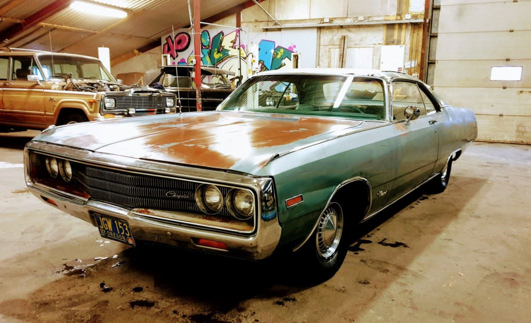 1970 Chrysler Newport 383ci V8 (1)