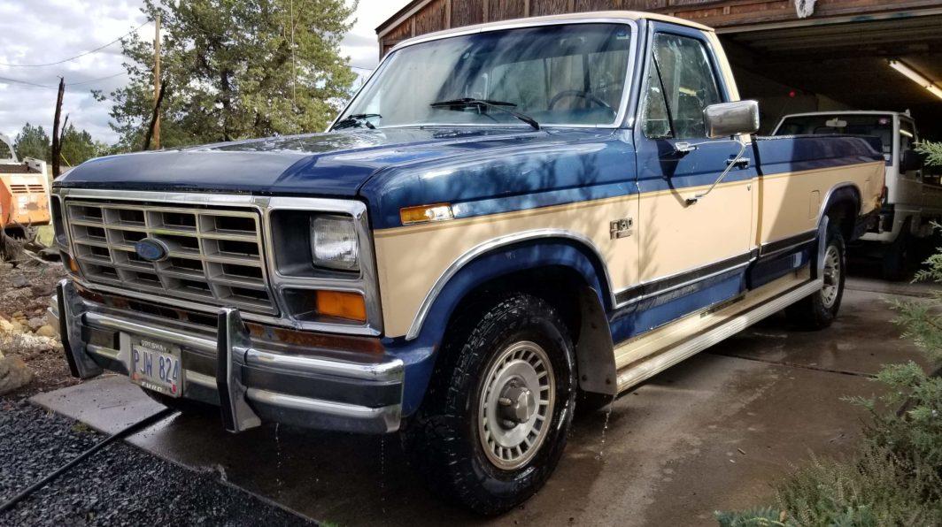 1986 Ford F150 XLT 351ci (001)