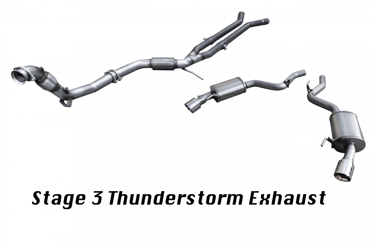 Video Livernois Thunderstorm Stage 3 Ecoboost Exhaust