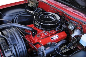 Engine Options: 1962 Impala