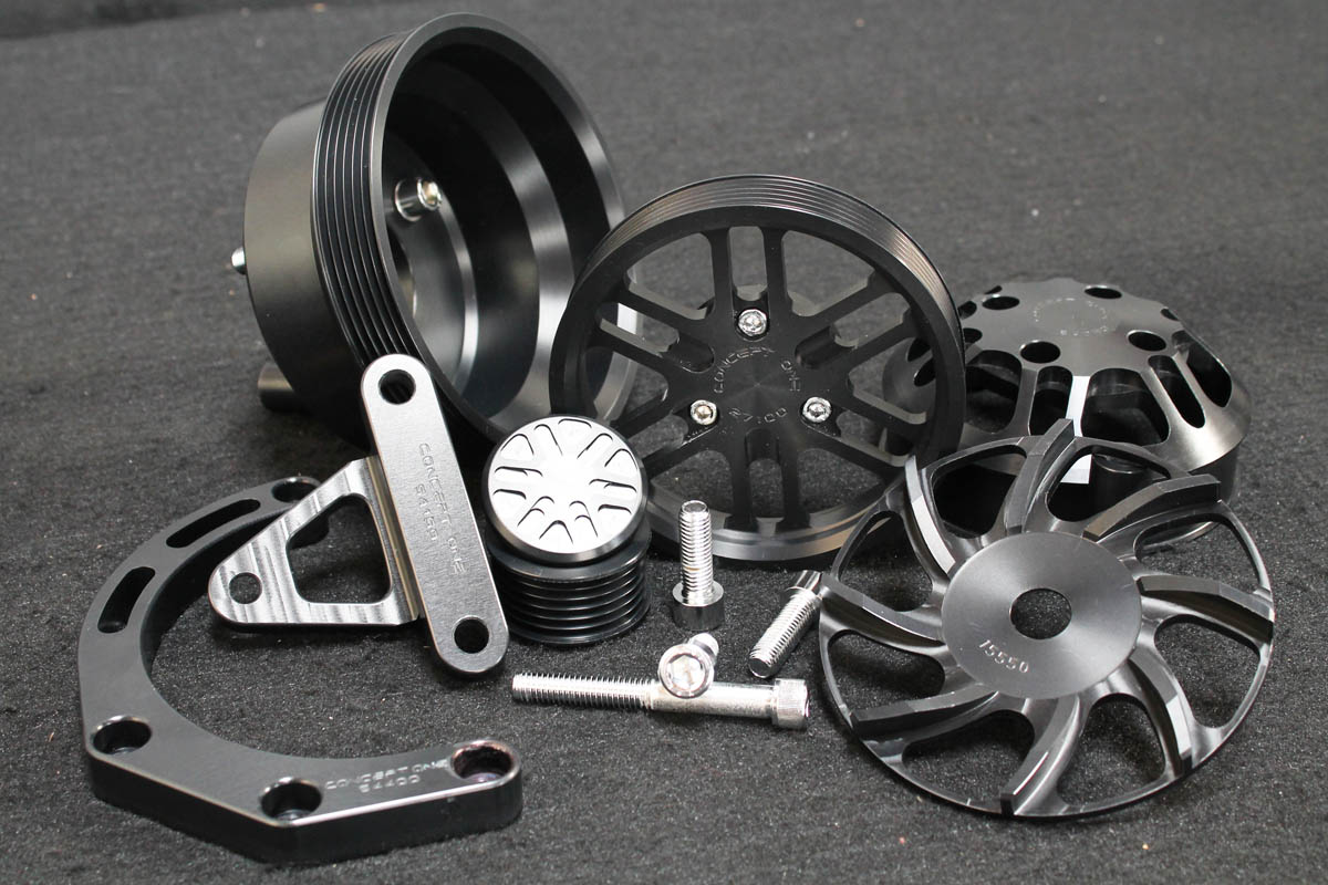 Concept One Pulley Systems Talks Shop On Drive Belts
