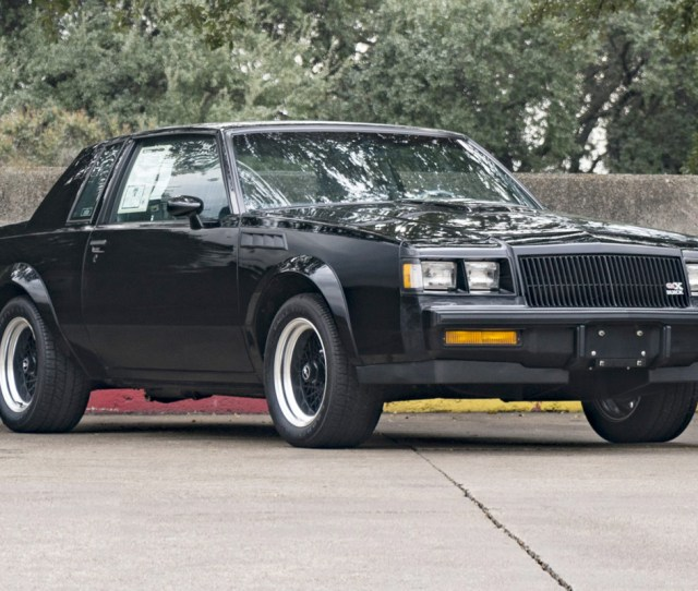 Hands Down One Of Americas Absolute Favorite Non V Muscelcars Has To Be The Buick Grand National Hitting The Showroom At A Time When Factory Musclecars