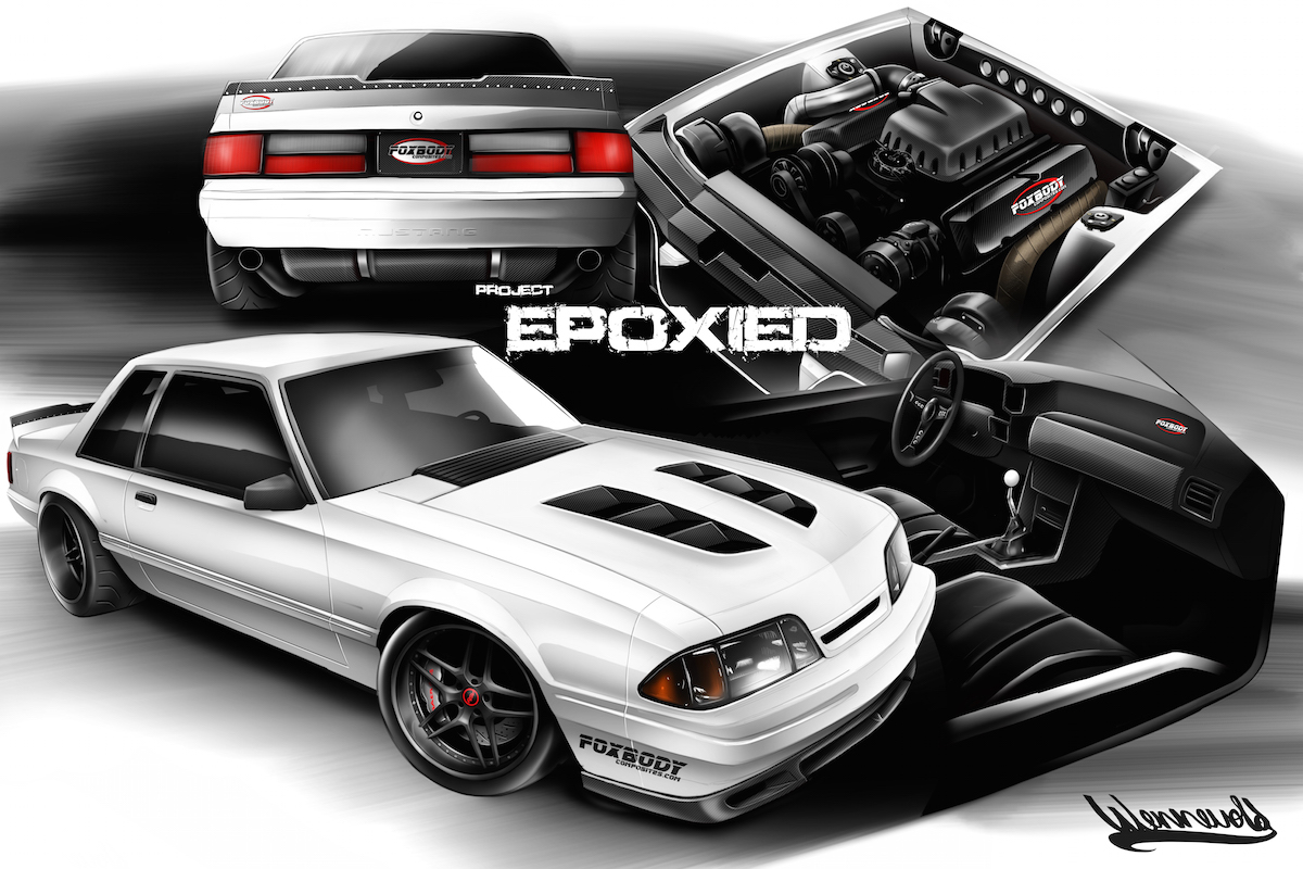 This Project Could Be The Turbo Fox Coupe Of Your Dreams