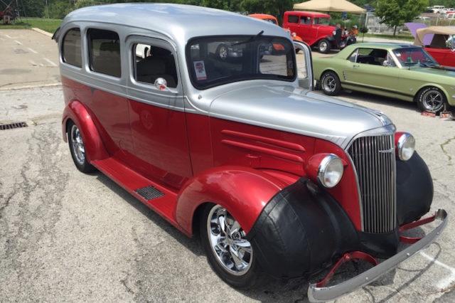 1937 Chevrolet Suburban.