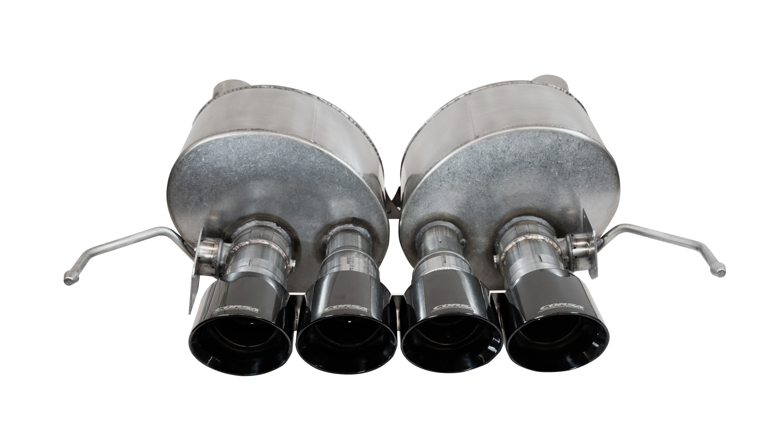dual mode performance exhaust for c7