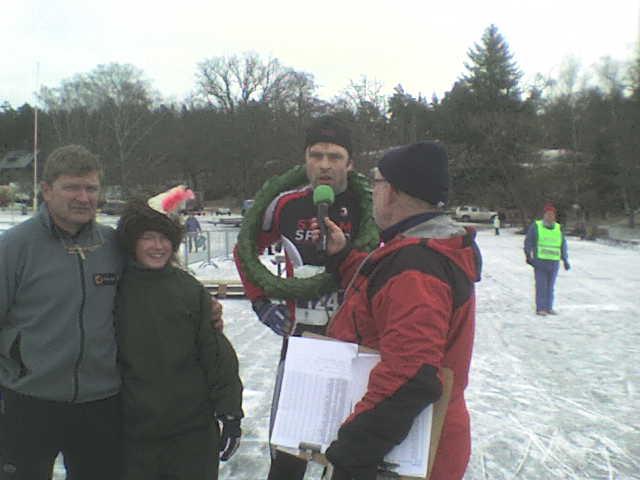 Vikingarännet 15 feb 2009. Foto: Catharina Erlich.
