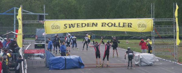 Sweden 12h Roller, Falkenberg 2009-05-09. Foto: Ulf Haase.