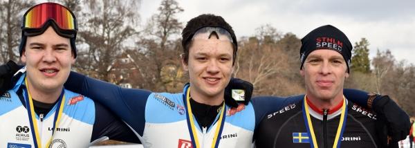 Nils Wilhelm Björn Maraton SM
