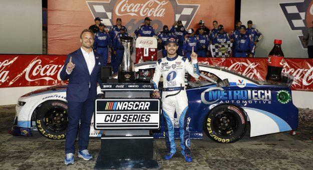 Smith: Coke 600 Weekend Signals Fresh Start For NASCAR - SPEED SPORT