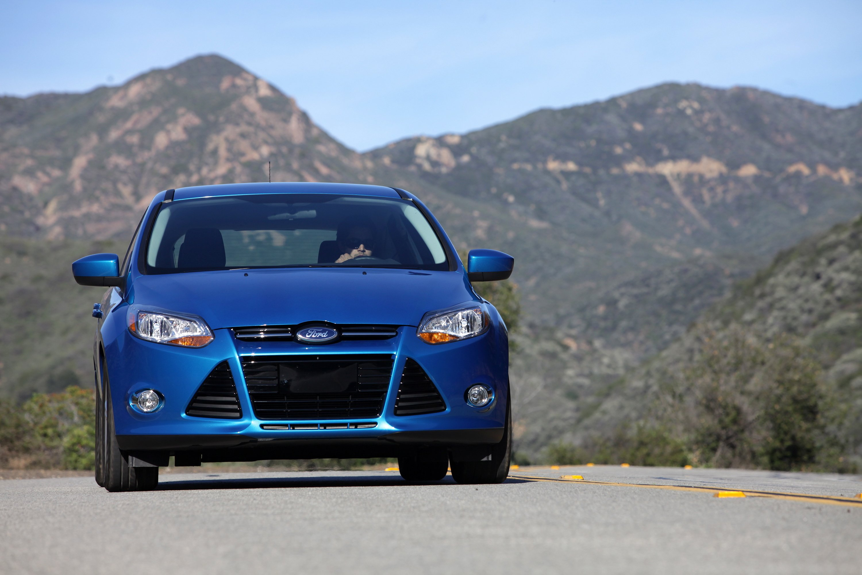 Driven 2012 Ford Focus Hatchback Speed Sport Life