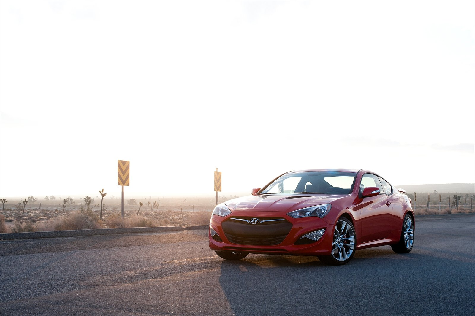 Genesis Coupe Photos Courtesy Of Hyundai. Comparison Photos By The Author.