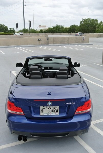 Road Tested BMW Is Convertible SpeedSportLife - Bmw 135is convertible