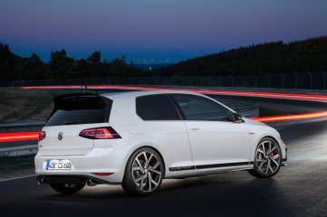 Volkswagen GTI Clubsport