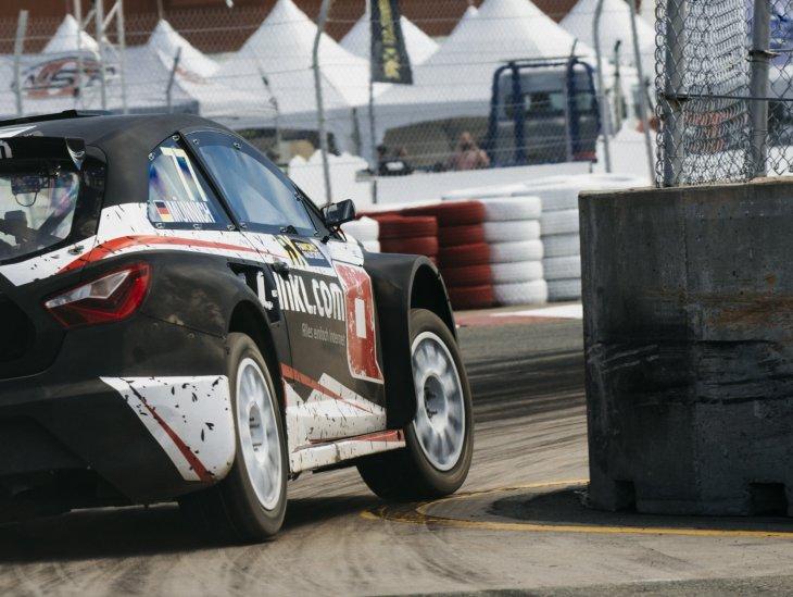 2016 FIA World Rallycross Championship @ Grand Prix de Trois-Rivieres - Photo: Kevin McCauley