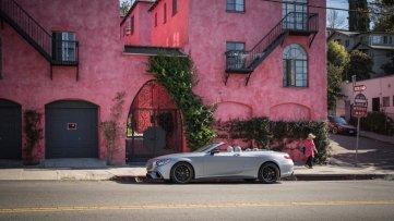 2019 Mercedes-Benz S63 Cabriolet