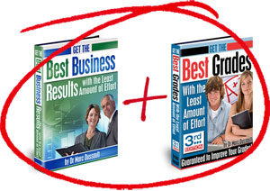 Get The Best Business Results With The Least Amount Of Effort  Image of TwoForOne