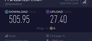 Speedtest VPS USA Unlimited