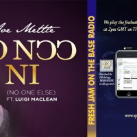 NEW VIDEO/ AUDIO: JOE METTLE FT LUIGI MACLEAN - BO NOO NI
