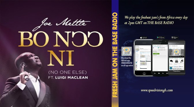NEW VIDEO/ AUDIO: JOE METTLE FT LUIGI MACLEAN – BO NOO NI