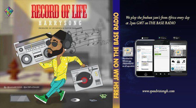 NEW MUSIC: HARRYSONG – Record Of Life
