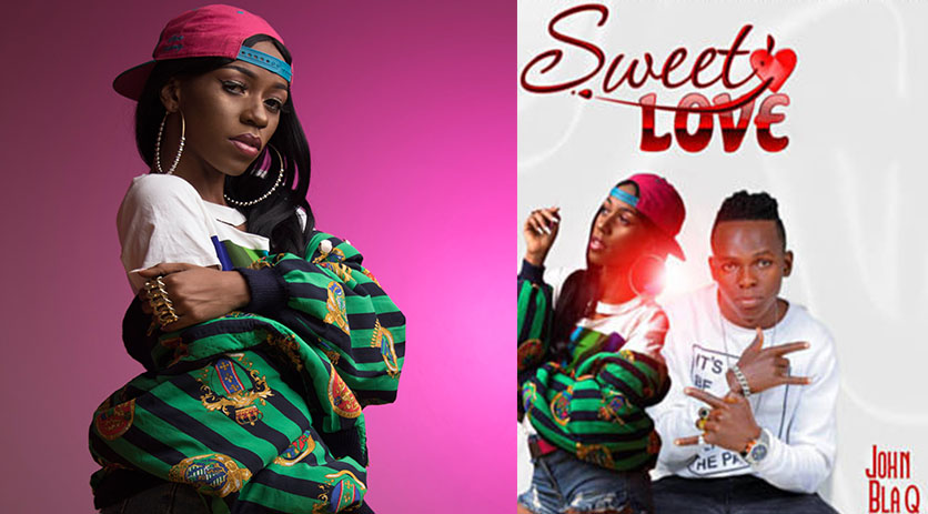 WATCH JOHN BLAQ & VINKA ON SWEET LOVE
