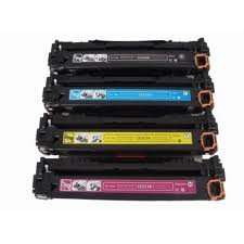HP LaserJet Color CM1415 MFP series 4-Pack all colors