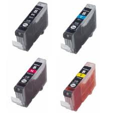 Canon CLi-8 Combo 4-Pack Ink (CYMK) $4.50ea