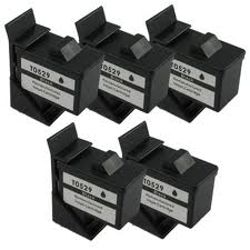 Dell Photo 720, A920 Black 5-Pack Ink (T0529) $13.50 each