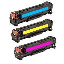 HP LaserJet Pro 300, 400 Series 3-Pack Combo Colors (305A) $42 each